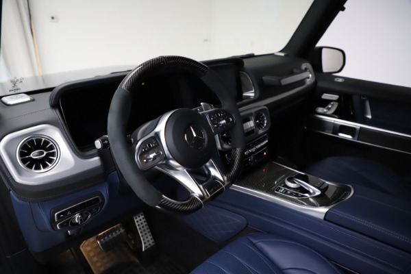 Used 2021 Mercedes-Benz G-Class AMG G 63 for sale $219,900 at Aston Martin of Greenwich in Greenwich CT 06830 13