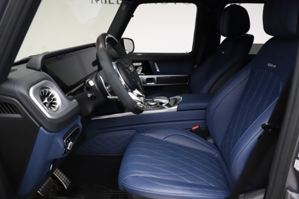 Used 2021 Mercedes-Benz G-Class AMG G 63 for sale $219,900 at Aston Martin of Greenwich in Greenwich CT 06830 14