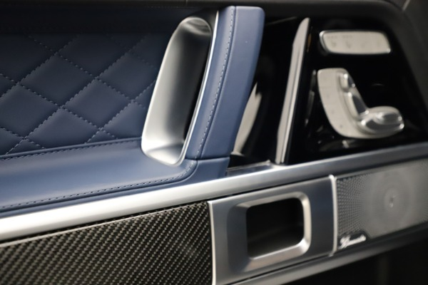 Used 2021 Mercedes-Benz G-Class AMG G 63 for sale $219,900 at Aston Martin of Greenwich in Greenwich CT 06830 17