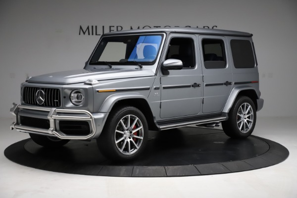 Used 2021 Mercedes-Benz G-Class AMG G 63 for sale $219,900 at Aston Martin of Greenwich in Greenwich CT 06830 2