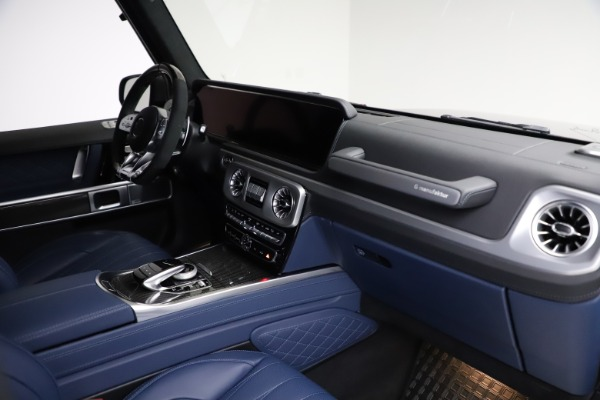 Used 2021 Mercedes-Benz G-Class AMG G 63 for sale $219,900 at Aston Martin of Greenwich in Greenwich CT 06830 21