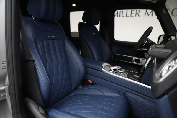 Used 2021 Mercedes-Benz G-Class AMG G 63 for sale $219,900 at Aston Martin of Greenwich in Greenwich CT 06830 23