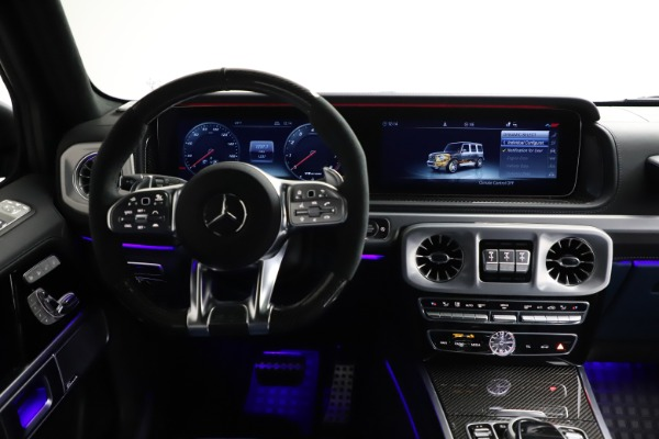 Used 2021 Mercedes-Benz G-Class AMG G 63 for sale $219,900 at Aston Martin of Greenwich in Greenwich CT 06830 25