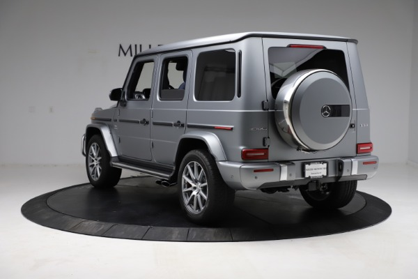 Used 2021 Mercedes-Benz G-Class AMG G 63 for sale $219,900 at Aston Martin of Greenwich in Greenwich CT 06830 5