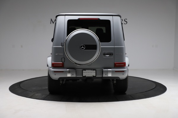 Used 2021 Mercedes-Benz G-Class AMG G 63 for sale $219,900 at Aston Martin of Greenwich in Greenwich CT 06830 6