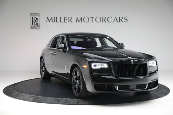 Used 2018 Rolls-Royce Ghost for sale $249,900 at Aston Martin of Greenwich in Greenwich CT 06830 10