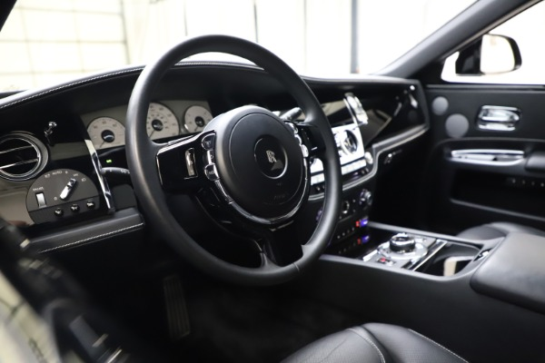 Used 2018 Rolls-Royce Ghost for sale $249,900 at Aston Martin of Greenwich in Greenwich CT 06830 12