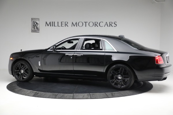 Used 2018 Rolls-Royce Ghost for sale $249,900 at Aston Martin of Greenwich in Greenwich CT 06830 4