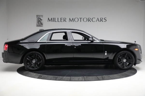 Used 2018 Rolls-Royce Ghost for sale $249,900 at Aston Martin of Greenwich in Greenwich CT 06830 8