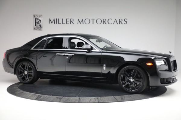 Used 2018 Rolls-Royce Ghost for sale $249,900 at Aston Martin of Greenwich in Greenwich CT 06830 9