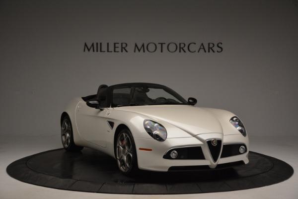 Used 2009 Alfa Romeo 8C Competizione Spider for sale $345,900 at Aston Martin of Greenwich in Greenwich CT 06830 11