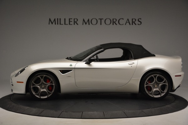 Used 2009 Alfa Romeo 8C Competizione Spider for sale $345,900 at Aston Martin of Greenwich in Greenwich CT 06830 14