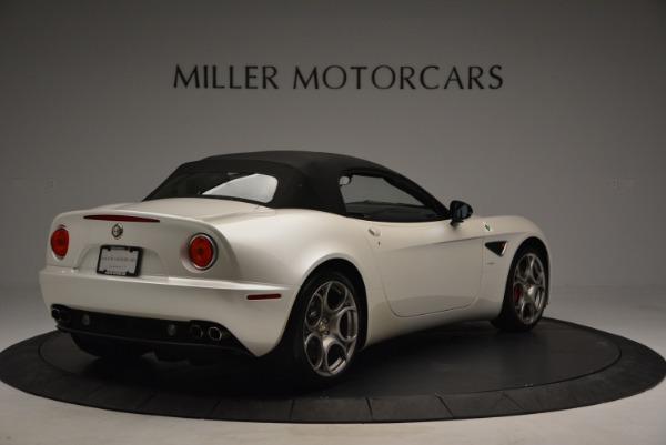 Used 2009 Alfa Romeo 8C Competizione Spider for sale $345,900 at Aston Martin of Greenwich in Greenwich CT 06830 16