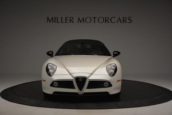 Used 2009 Alfa Romeo 8C Competizione Spider for sale $345,900 at Aston Martin of Greenwich in Greenwich CT 06830 18