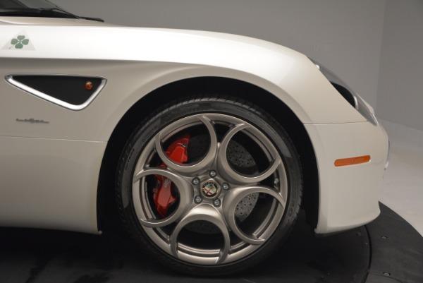 Used 2009 Alfa Romeo 8C Competizione Spider for sale $345,900 at Aston Martin of Greenwich in Greenwich CT 06830 19