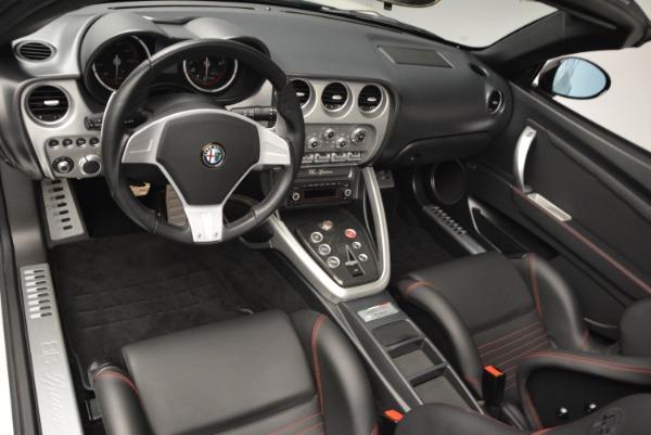 Used 2009 Alfa Romeo 8C Competizione Spider for sale $345,900 at Aston Martin of Greenwich in Greenwich CT 06830 20