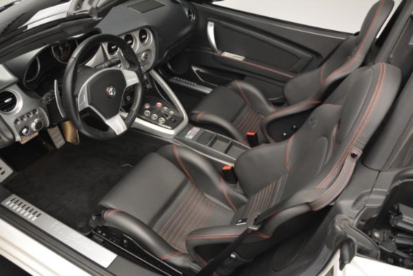 Used 2009 Alfa Romeo 8C Competizione Spider for sale $345,900 at Aston Martin of Greenwich in Greenwich CT 06830 21