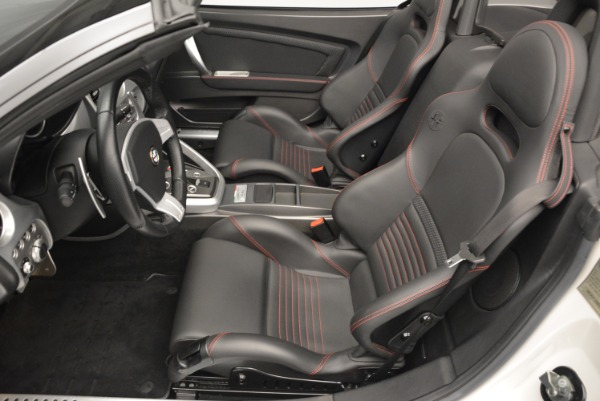 Used 2009 Alfa Romeo 8C Competizione Spider for sale $345,900 at Aston Martin of Greenwich in Greenwich CT 06830 22