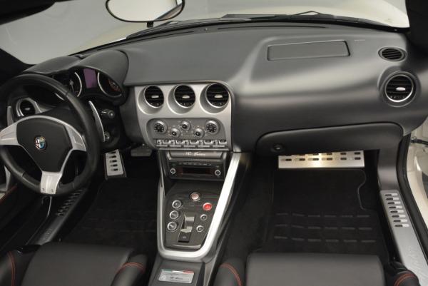 Used 2009 Alfa Romeo 8C Competizione Spider for sale $345,900 at Aston Martin of Greenwich in Greenwich CT 06830 27