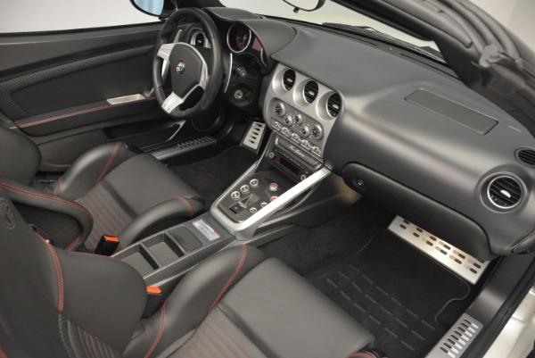 Used 2009 Alfa Romeo 8C Competizione Spider for sale $345,900 at Aston Martin of Greenwich in Greenwich CT 06830 28