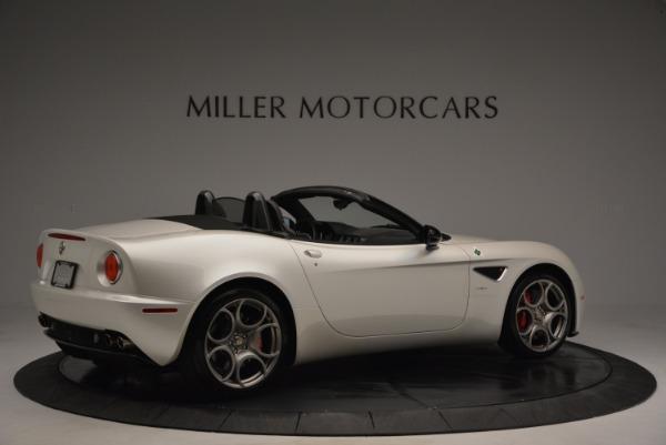 Used 2009 Alfa Romeo 8C Competizione Spider for sale $345,900 at Aston Martin of Greenwich in Greenwich CT 06830 8
