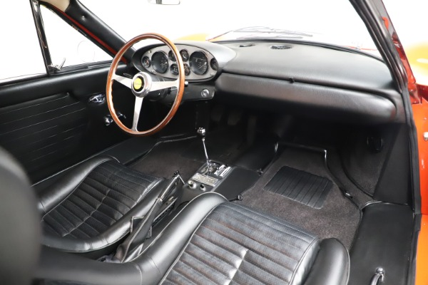 Used 1968 Ferrari 206 for sale Sold at Aston Martin of Greenwich in Greenwich CT 06830 17