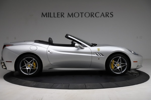 Used 2010 Ferrari California for sale $114,900 at Aston Martin of Greenwich in Greenwich CT 06830 10