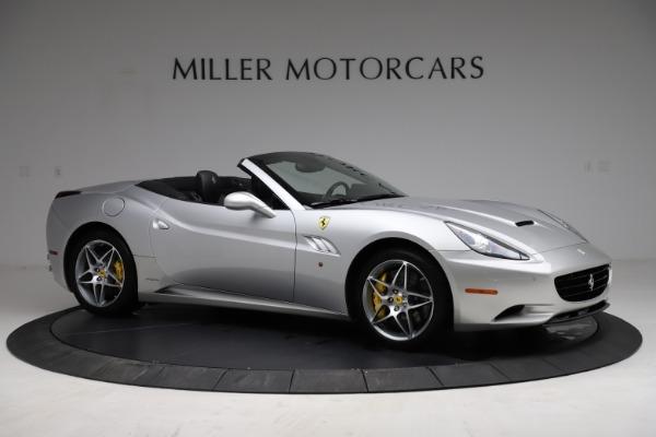 Used 2010 Ferrari California for sale $114,900 at Aston Martin of Greenwich in Greenwich CT 06830 11