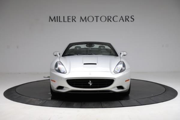 Used 2010 Ferrari California for sale $114,900 at Aston Martin of Greenwich in Greenwich CT 06830 13