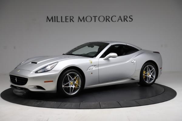 Used 2010 Ferrari California for sale $114,900 at Aston Martin of Greenwich in Greenwich CT 06830 14