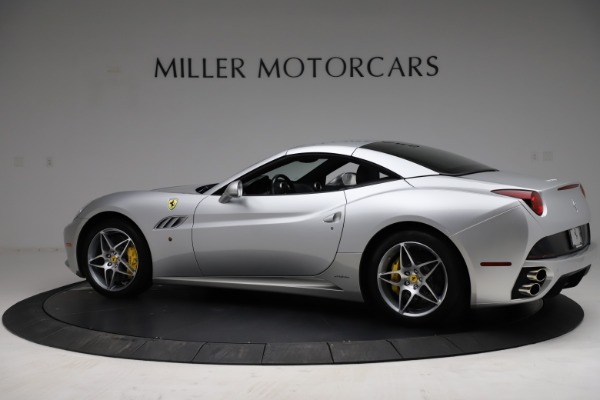 Used 2010 Ferrari California for sale $114,900 at Aston Martin of Greenwich in Greenwich CT 06830 17