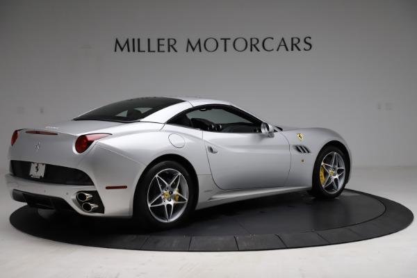 Used 2010 Ferrari California for sale $114,900 at Aston Martin of Greenwich in Greenwich CT 06830 18