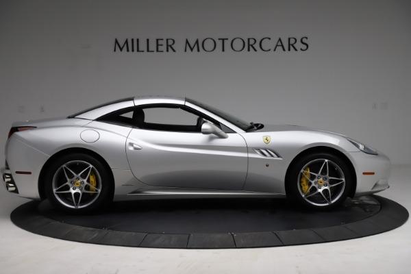 Used 2010 Ferrari California for sale $114,900 at Aston Martin of Greenwich in Greenwich CT 06830 19