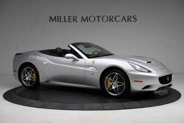 Used 2010 Ferrari California for sale $114,900 at Aston Martin of Greenwich in Greenwich CT 06830 21