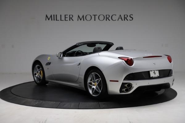 Used 2010 Ferrari California for sale $114,900 at Aston Martin of Greenwich in Greenwich CT 06830 5