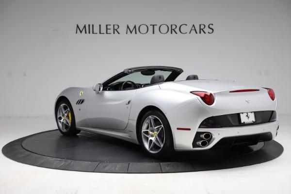 Used 2010 Ferrari California for sale $114,900 at Aston Martin of Greenwich in Greenwich CT 06830 6