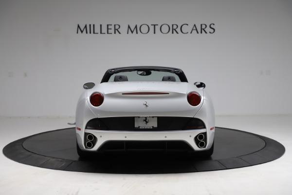 Used 2010 Ferrari California for sale $114,900 at Aston Martin of Greenwich in Greenwich CT 06830 7