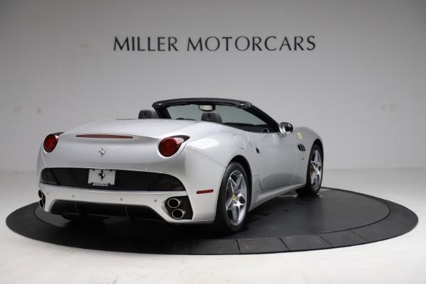 Used 2010 Ferrari California for sale $114,900 at Aston Martin of Greenwich in Greenwich CT 06830 8