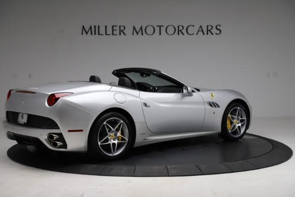 Used 2010 Ferrari California for sale $114,900 at Aston Martin of Greenwich in Greenwich CT 06830 9