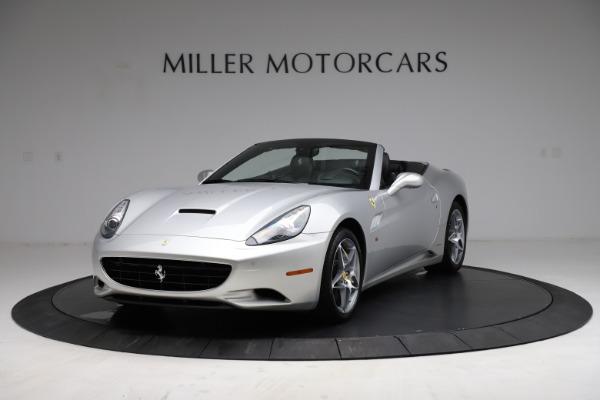 Used 2010 Ferrari California for sale $114,900 at Aston Martin of Greenwich in Greenwich CT 06830 1