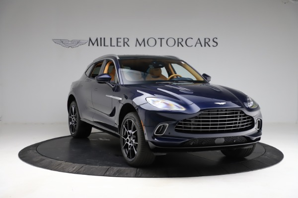 New 2021 Aston Martin DBX for sale $205,386 at Aston Martin of Greenwich in Greenwich CT 06830 10