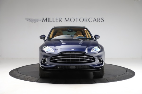 New 2021 Aston Martin DBX for sale $205,386 at Aston Martin of Greenwich in Greenwich CT 06830 11