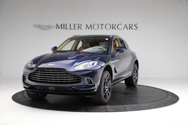 New 2021 Aston Martin DBX for sale $205,386 at Aston Martin of Greenwich in Greenwich CT 06830 12