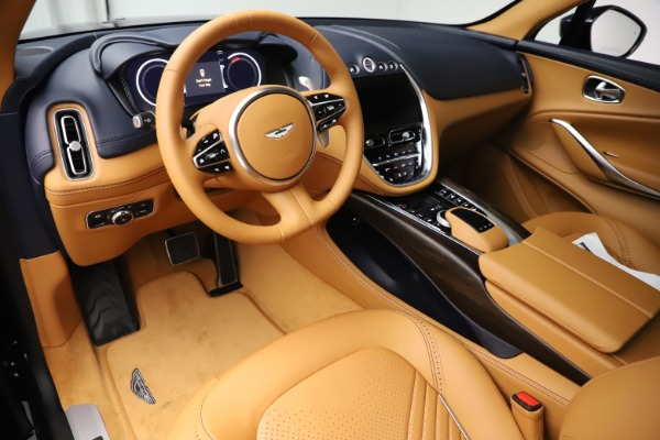 New 2021 Aston Martin DBX for sale $205,386 at Aston Martin of Greenwich in Greenwich CT 06830 13