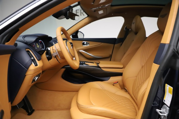 New 2021 Aston Martin DBX for sale $205,386 at Aston Martin of Greenwich in Greenwich CT 06830 14