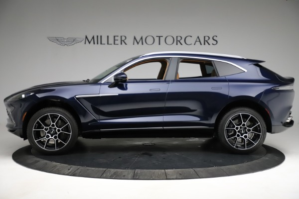 New 2021 Aston Martin DBX for sale $205,386 at Aston Martin of Greenwich in Greenwich CT 06830 2