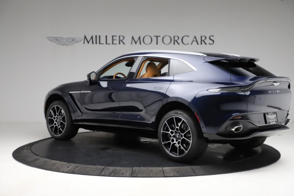 New 2021 Aston Martin DBX for sale $205,386 at Aston Martin of Greenwich in Greenwich CT 06830 3