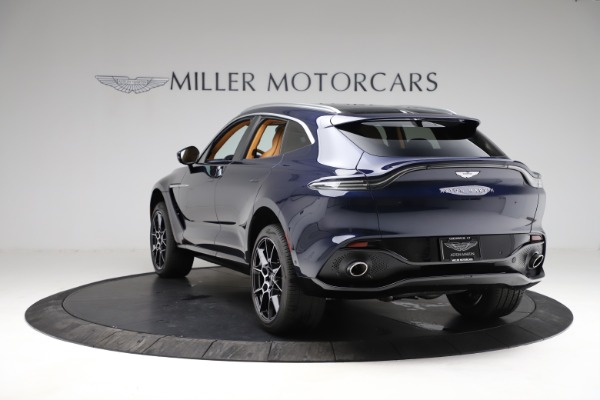 New 2021 Aston Martin DBX for sale $205,386 at Aston Martin of Greenwich in Greenwich CT 06830 4