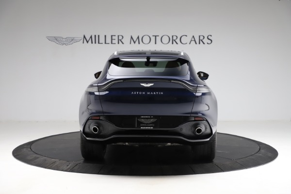 New 2021 Aston Martin DBX for sale $205,386 at Aston Martin of Greenwich in Greenwich CT 06830 5