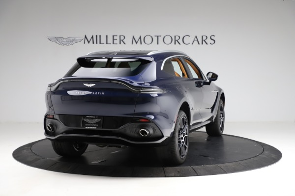 New 2021 Aston Martin DBX for sale $205,386 at Aston Martin of Greenwich in Greenwich CT 06830 6